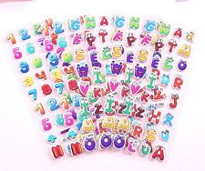 3D Sticker  Children Cartoon Sticker random color Girls Kids Gifts