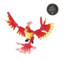 Nanoblock PHOENIX - NBC-175, Level 2, 140 Pieces, NEW