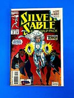 Silver Sable #14 July 1993 Marvel Comic Book NM