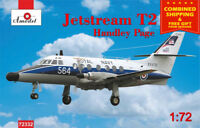 Amodel 72332 - 1/72 Passenger Jetstream T2 Handley Page scale plastic model kit