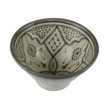 pintado a mano keramikschüssel KS03 Bol Cerámica MARRUECOS Oriental Servir