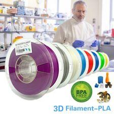 Yousu 1.75mm 1kg Filamento PLA para impresora 3D Filamento de impresora Marrón