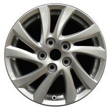 "16"" Mazda 3 2012 2013 Factory OEM Rim Wheel 64946 Silver"