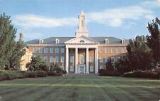 University of Omaha NE Colonial Structure Main 1950s