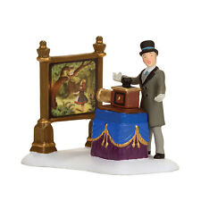 Dept 56 Dicken's 2017 The Amazing Magic Lantern Show #4056640 Nib Free Ship 48