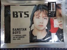 "BTS Bangtan Boys  Slogan Towel K-POP BTS  39.3"" x 7.8"""
