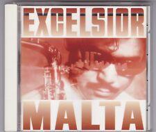 MALTA-EXCELSIOR-CD 1991-DON ALIAS/OMAR HAKIM/JAPAN IMPORT/ NO BARCODE!-HTF-MINT!