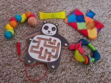 Sensory Bundle Special Needs Autism Marble Maze Magnet Panda fiddle fidget toys