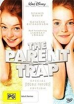 The Parent Trap NEW DVD Lindsay Lohan Natasha Richardson (Region 4 Australia)