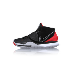 Nike Kyrie 6 Bred Irving Men's Basketball Shoes Limited Sneakers - BQ4630-002