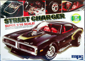 """MPC 1/16 scale 1973/1974 Dodge Charger """"Street Charger"""""""