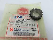 OEM SYM Mio 100, Fiddle 50, Symply 125 - Timing Sprocket PN 14311-M9Q-300