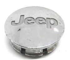 (CHROME) Jeep OEM Wheel Hub Center Dust Cap Hubcap # 52090401AB