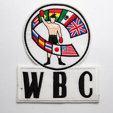Vintage World Boxing Council WBC Patch