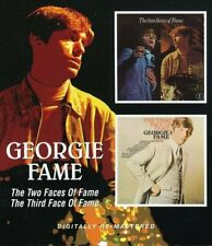 Georgie Fame - The Two Faces Of Fame / The Third Face Of Fame (2009)  CD  NEW