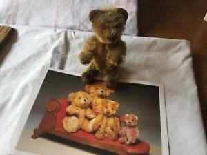 Vintage SCHUCO Bear PERFUME BOTTLE
