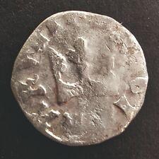 Silver Denar 1307-1342 Hungary Medieval Charles Karoly Robert Coin Rare Scarce