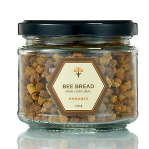 170g BEE BREAD | PERGA | AMBROSIA Vitamins Naturally fermented Bee Pollen 2020