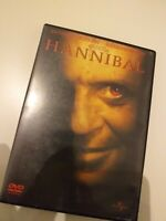 Dvd  ANNIBAL CON ANTHONY  HOPKINS( coleccionistas )