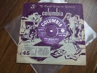 THE MUDLARKS - MUTUAL ADMIRATION SOCIETY  COLUMBIA 45-DB 4064/1958 CO.SLEEVE EX+