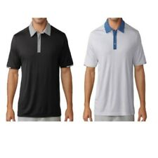 New Men's Adidas Golf ClimaChill Iconic Polo - Choose Size & Color!