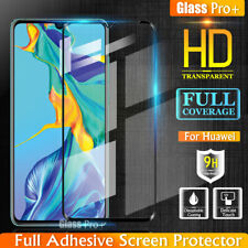 GLASS PRO+ Full Cover Tempered Glass Screen Protector For Huawei P30 Pro Lite