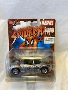 Maisto Marvel Spider-Man Plymouth Pronto Spider 2004 25167 Die Cast Toy Car NEW