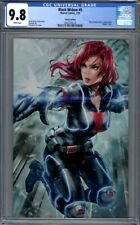 Black Widow #5 Keunwoo Lee Virgin Variant Cover Battle Lines 1st Print Cgc 9.8