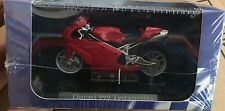 Superbikes Atlas 1/24 Ducati 999 Testastretta Diecast