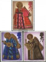 Großbritannien 606-608 (kompl.Ausg.) postfrisch 1972 Weihnachtsmarken