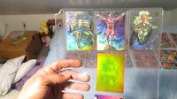 92 & 93 Skybox Marvel Masterpieces, 94 Fleer Ultra X-Men Trading Cards - Mint