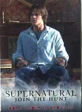 Supernatural Seasons 1-3 Base Card Parallel Silver 38 Born Under a Bad Sign