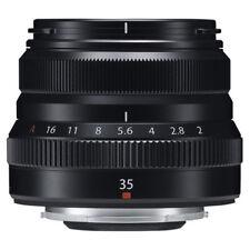 New Fujifilm XF 35mm F2 WR STD Lens
