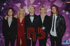 R5-POSTER a3 (circa 42 x 28 cm) - Ross Lynch skinning fan Raccolta Nuovo