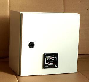 ATS Automatic Transfer Switch Panel 3Ph, 110A Generator Auto Start Output