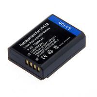 Batterie 1500mAh LP-E10 pour Canon EOS EOS 1100D