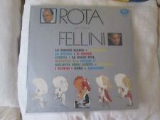 rota fellini soundtrack album ex sag9055 italy stereo 1981
