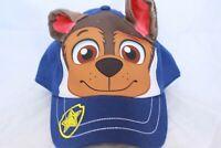 Paw Patrol Boys Baseball Hat Blue Chase Cap ADJUSTABLE kids toddler gift Toy