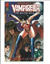 VENGEANCE of VAMPIRELLA: THE MYSTERY WALK # 0 (HARRIS COMICS, NOV 1995), VF-