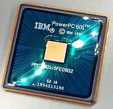 IBM PowerPC 601 Microprocessor - First,PPCA601v5FE090