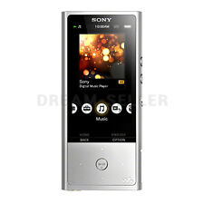 SONY NW-ZX100 128GB High-Resolution Audio Bluetooth MP3 Player Walkman (Silver)