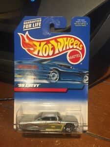 2000 Hot Wheels '59 Chevy #116