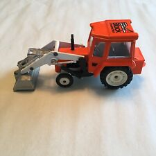 Vintage 1980 Corgi Block Construction Mf50B Tractor Massey Ferguson