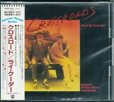 ost Crossroads Japan CD w/obi ry cooder WPCP-3163