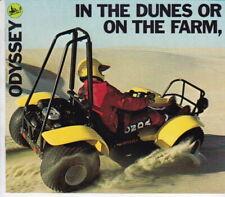 1977-80 HONDA ODYSSEY FL250 Beach Dune Buggy Off-Road Recreational US Brochure