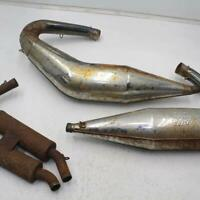 340 2000 polaris rmk 700 CPI RACING EXHAUST PIPES MUFFLER CAN PIPE