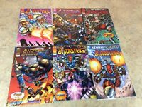 BLOODSTRIKE #13,14,15,16,17,18 LOT OF 6 COMIC  NM 1994-1995 IMAGE