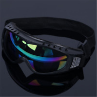 1PC Riding UV Wind Glasses Goggles Anti Dust Fog Ski Snow Motorcycle Sunglasses