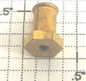 Lionel 408-26B O & Standard Gauge Brass Flag Stantion Holder