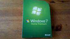 MICROSOFT WINDOWS 7 HOME PREMIUM - 32 & 64-BIT PC OPERATING SYSTEM  FULL VERSION